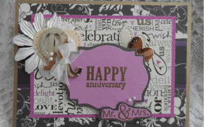 A Special Mr. & Mrs. Anniversary Card